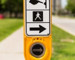 Expand photo of pedestrian signal
